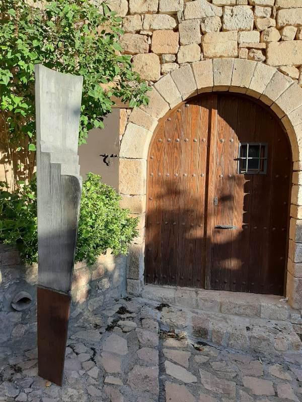Road trip vers l'Espagne. Découverte du village d'Alquezar. Un des Plus Beaux Villages d'Espagne.