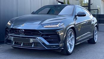 Négoce automobiles de luxe