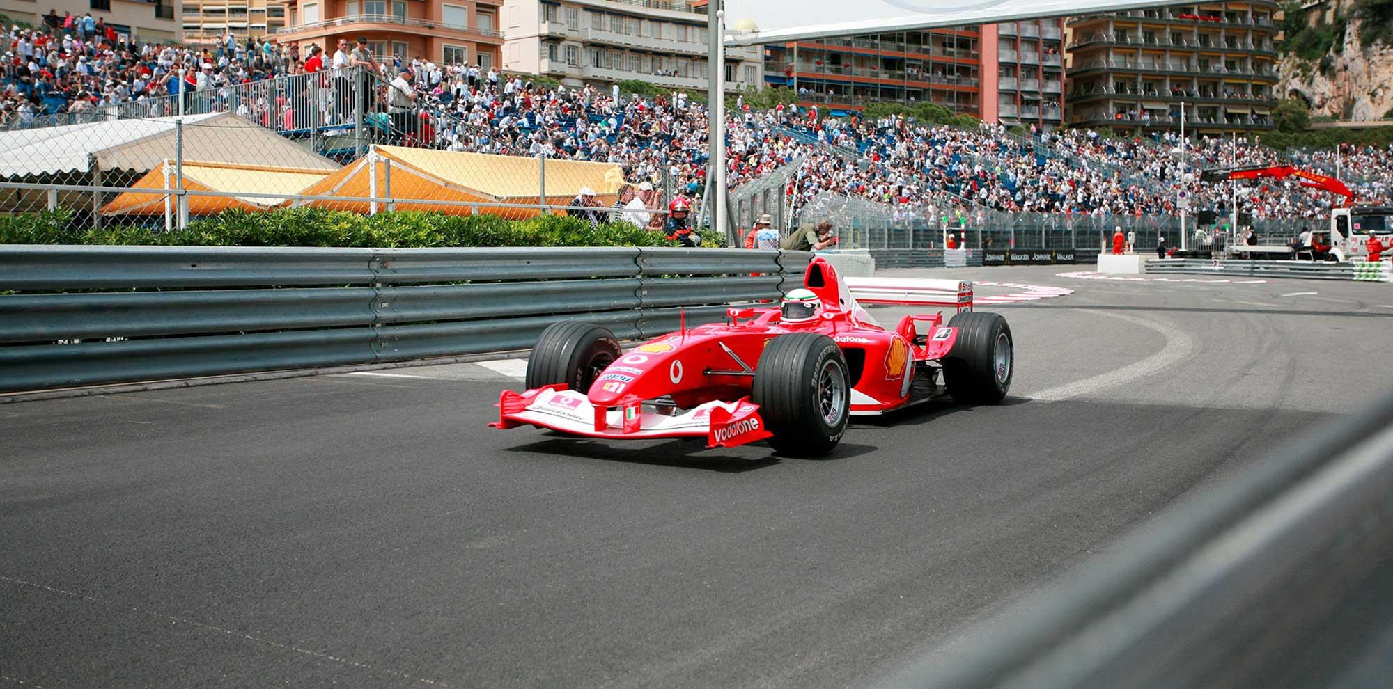 Assistez au Grand Prix de F1 sur le circuit mythique de Monaco