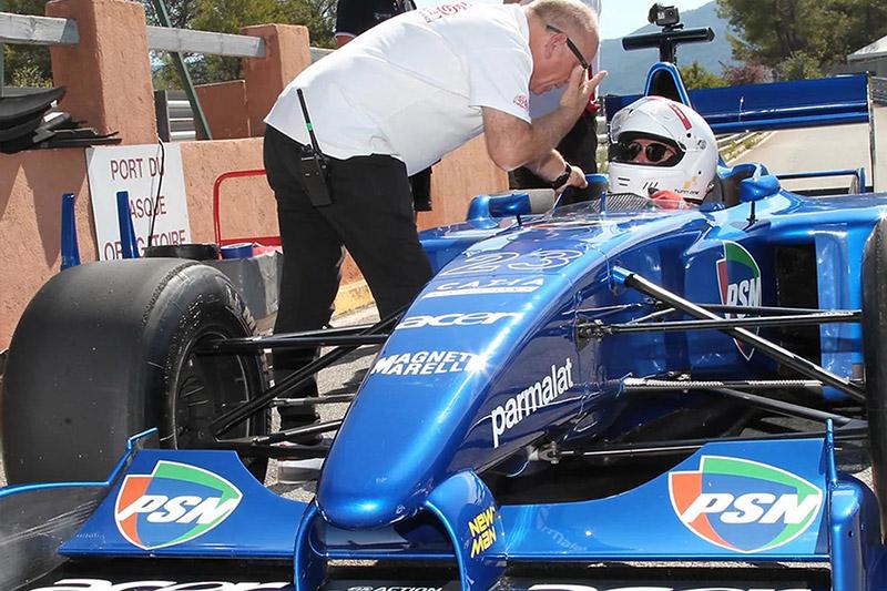 Stage de pilotage Formule 1